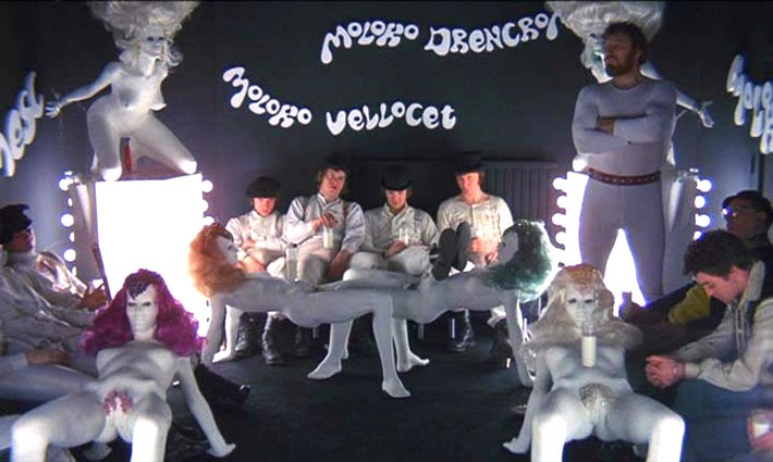 CLOCKWORK ORANGE (PUB)