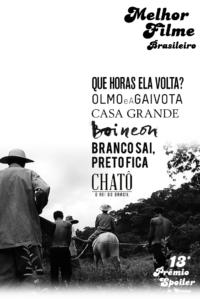 MELHOR FILME BRASILEIRO
