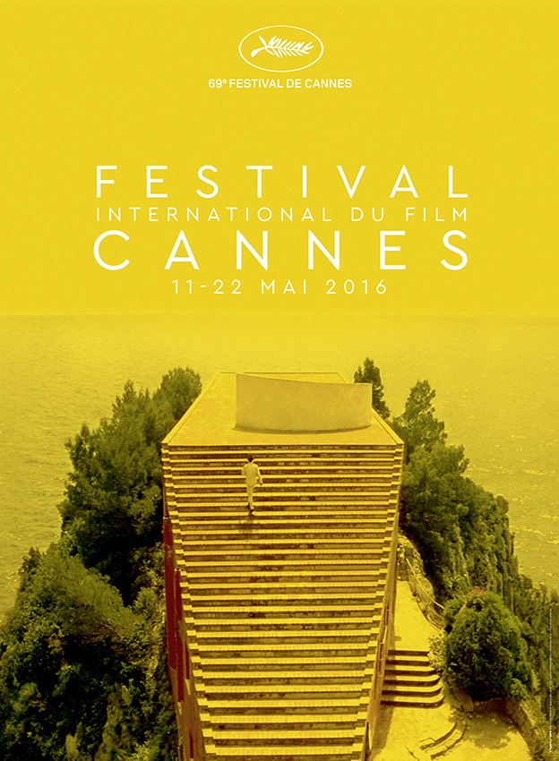 CANNES 2016 - POSTER RETRATO